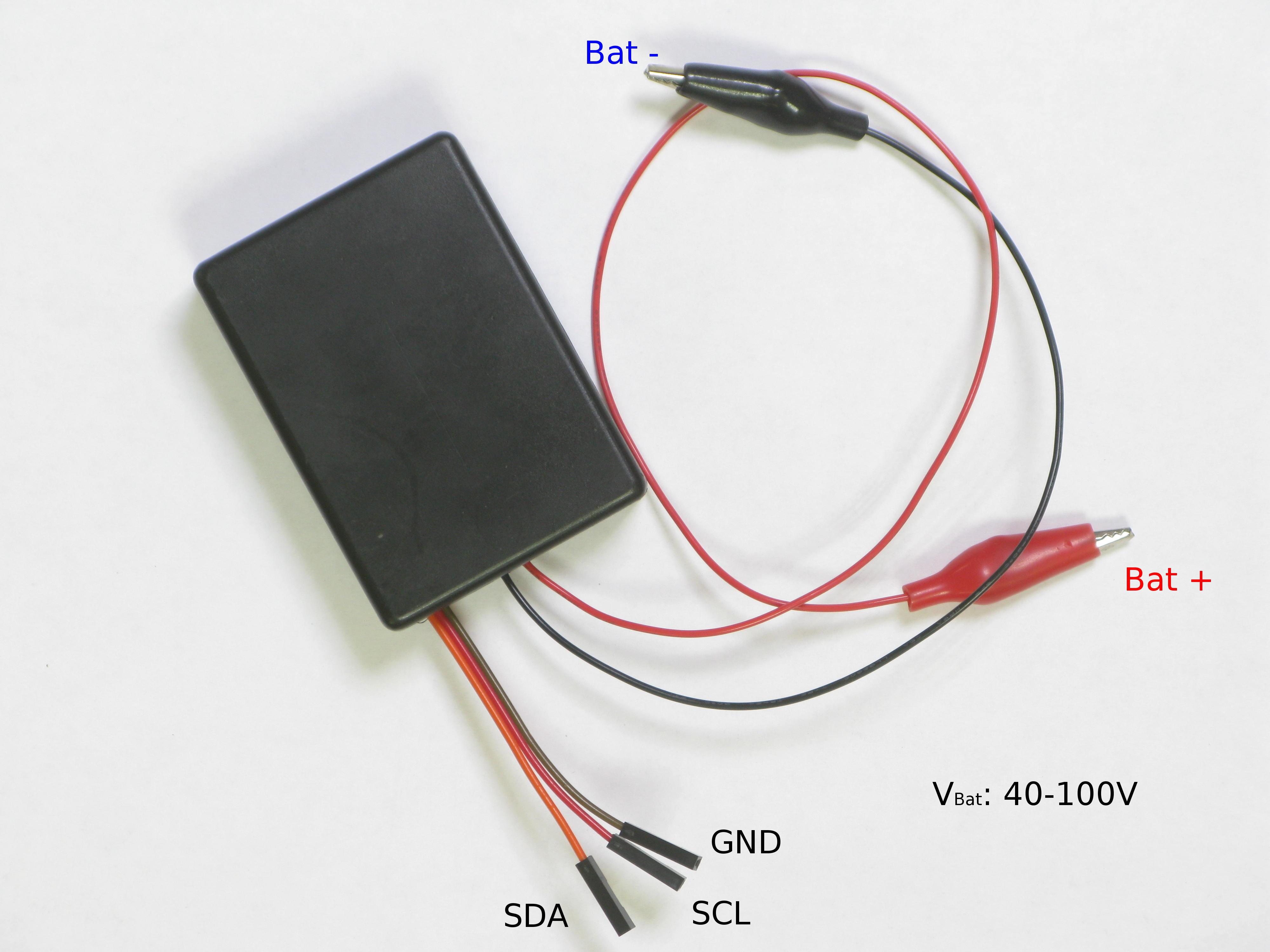 Bluetooth программатор/монитор для SmartBMS на базе чипа OZ890 а также Elithion